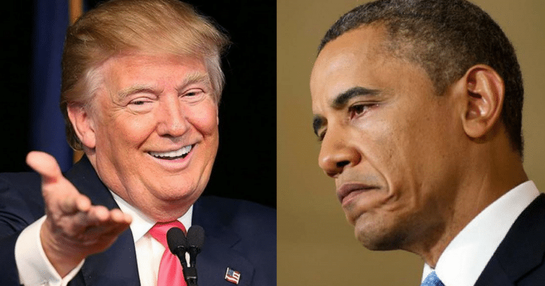 """Trump Just Thanked Obama For Campaigning – Donald Claims """"Every Time He Speaks, People Come To Our Side"""""""