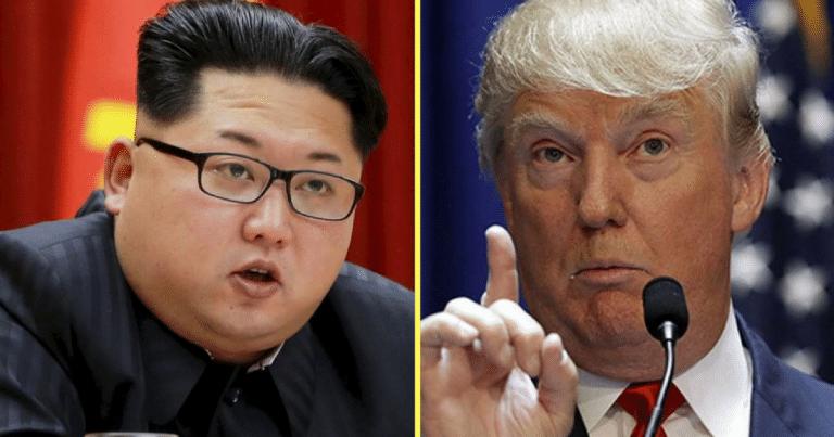 Donald Eliminates North Korea's Worst Threat In Historic Announcement