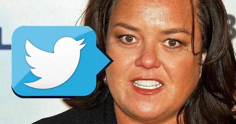 Rosie Bribes, Threatens GOP Senator And Her Family In Tweet To Sabotage Tax Bill