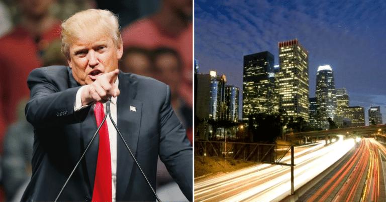 Donald Denies $98 Million To America's 2nd Largest Sanctuary City