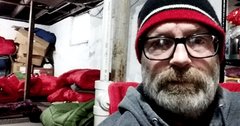 Sanctuary City Plan To Condemn This Man's Home For How He Helped The Homeless