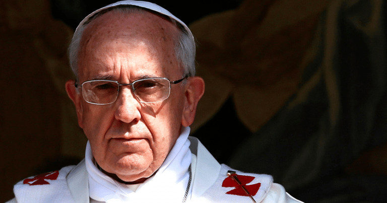 Movement Grows For Pope To Resign. He's Linked To Corruption, Abuse