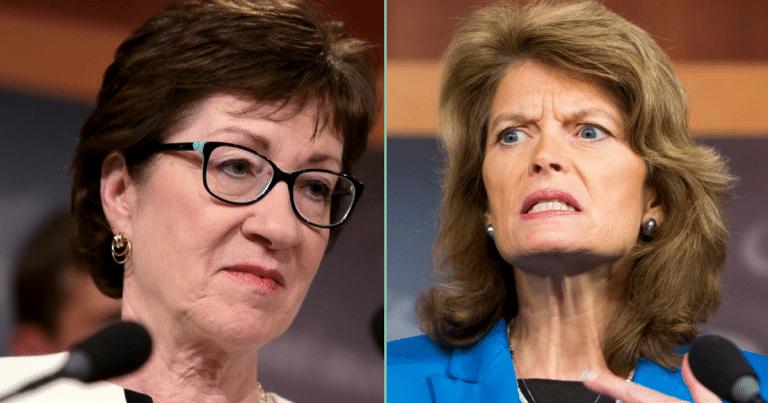 Two Republicans Betray Trump, Ensuring Defeat Of Historic Conservative Bill