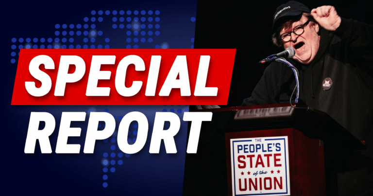 'People's SOTU' Spins Out Of Control, Calls For Treason, Gov't Overthrow, Impeachment