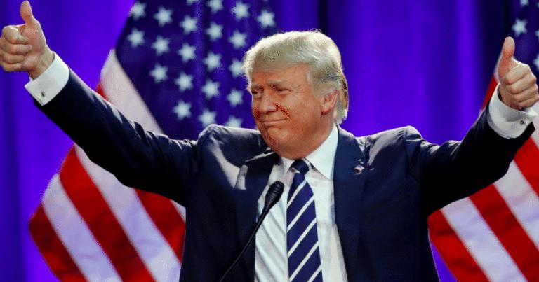Donald Obliterates Sky-High Record, Proves Democrats Dead Wrong