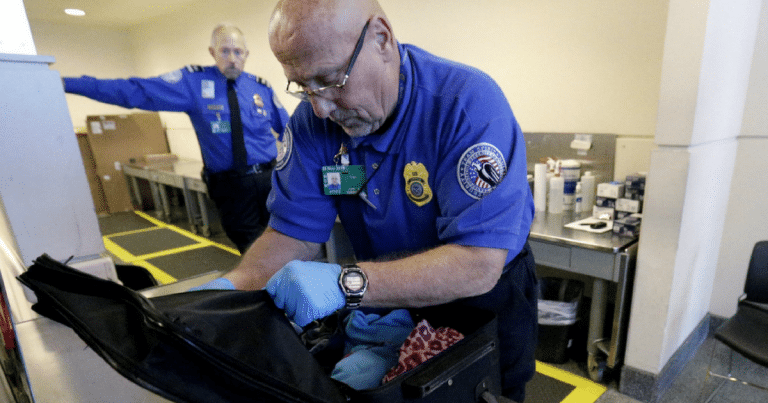 Liberal Group Sneaks 'IED' Through Airport Security—Feds Drop Hammer On Them