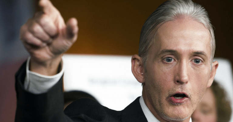 Trey Gowdy Unleashes On Gun-Control Libs, Asks Solitary Question Dems Refuse To Answer