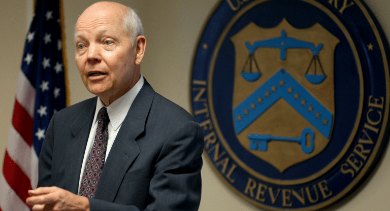 Report: IRS Moves To Close Crucial Taxpayer Loophole, Hitting Wall Street Fat Cats