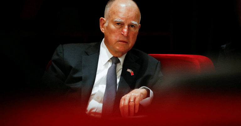 Jerry Brown Breaks Promise, Releases 10,000 Inmates Early Who Committed Awful Crime