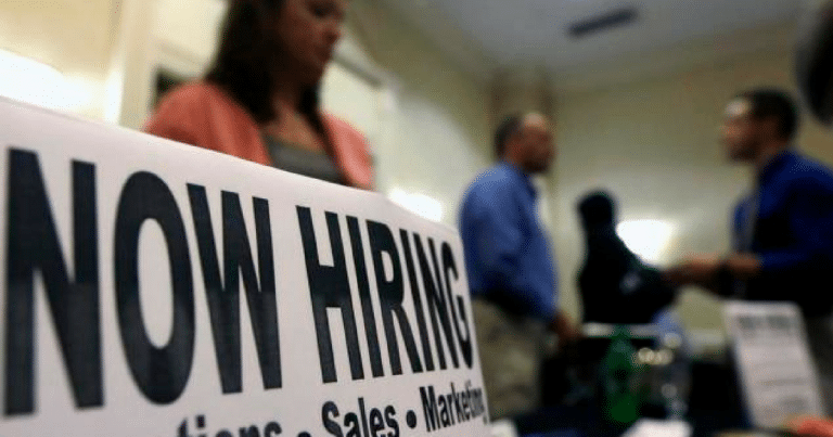 Report: 40-Year Record Smashed As Unemployment Takes Wild Swing