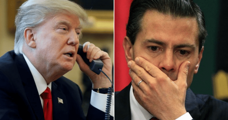Donald Unleashes Stealth Border Wall Maneuver, Sends Mexico Scrambling