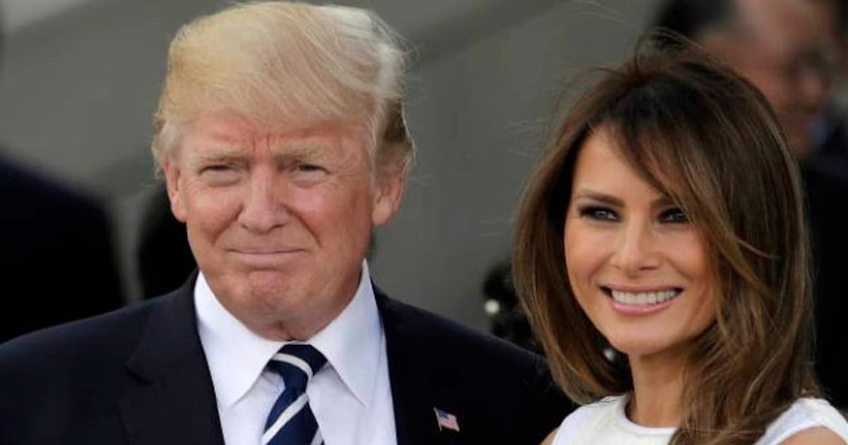 Image result for Donald Gives Melania Her Birthday Present Early, Shows What Kind Of Man He Really Is