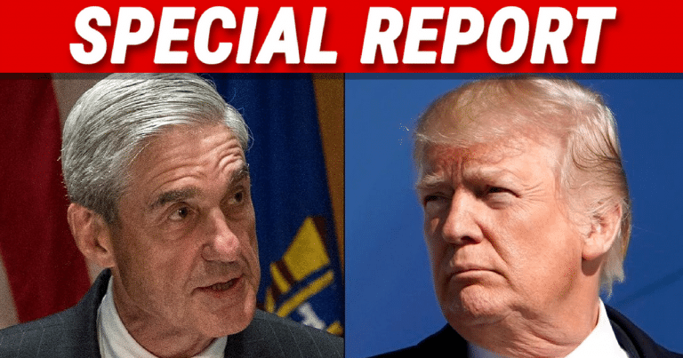Report: If Mueller Takes On POTUS, Donald's Legal Team Will Play Its Trump Card