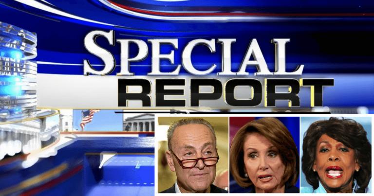 Democrat Leader Sparks Liberal Civil War On Live TV, Dooms Their 2018 Chances