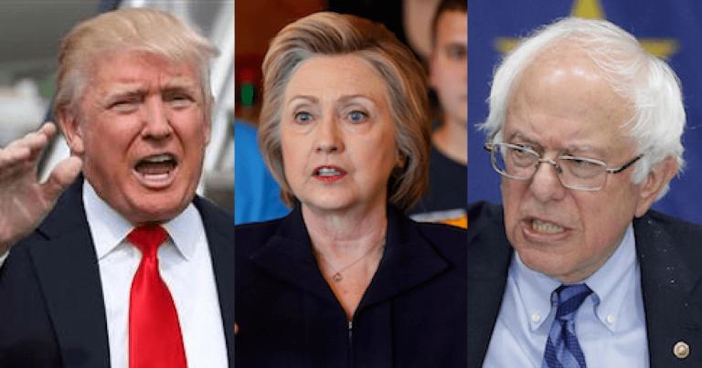 Donald Drops Bombshell On Hillary And Bernie—Hidden Evidence Rocks Washington!