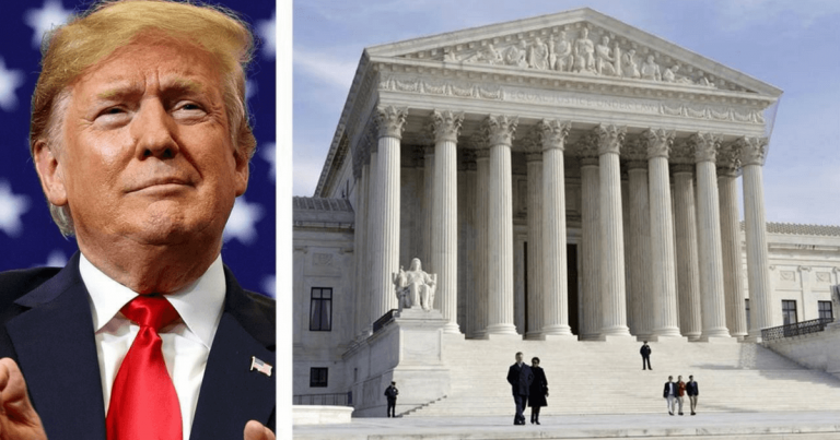 In Historic 7-2 Decision, Supreme Court Drops Constitution On Democrat Attempt To Erase American History