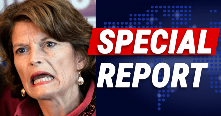 Anti-Trump Murkowski Could Be In Trouble – She Just Got A Major Challenge For Election In 2022