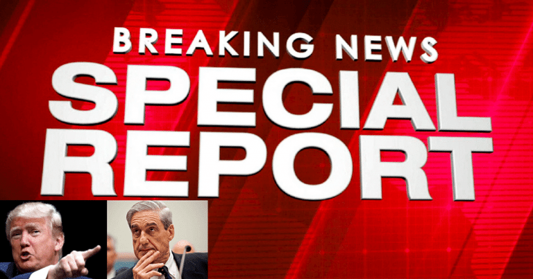 Report: First 2019 Poll Reveals The Floor Just Dropped Out On Mueller's Investigation