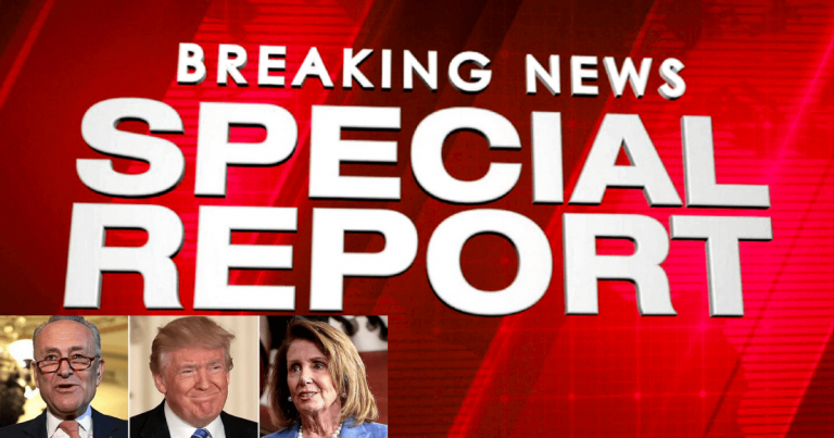 Trump Blames Pelosi And Schumer For Job Losses – Then Orders Them To Stop Their 'Endless Vacation,' Pass Legislation