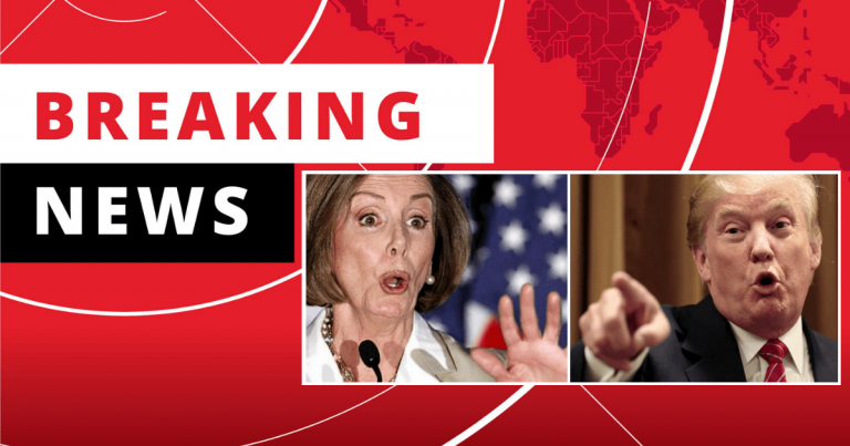Moments After Pelosi Promises Impeachment – Trump Orders 'Do Nothing Democrats' To Do It Fast