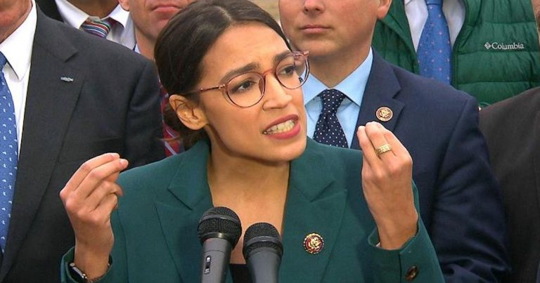 SHOCK: Everyone Missed The Most Catastrophic Part Of AOC's 'Green New Deal'