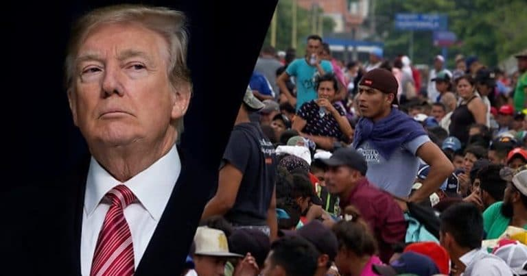 Washington Exposes SHOCK Immigration Problem – On Our NORTHERN Border