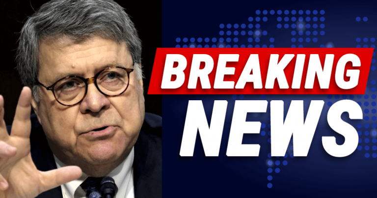 Moments After AG Barr Takes The Stand – He Blindsides Comey, Hillary, Obama, And The Rest Of The FBI