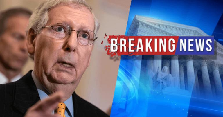 McConnell Introduces Impeachment 'Kill-Switch' – Boxes Democrats Into A Tight Corner