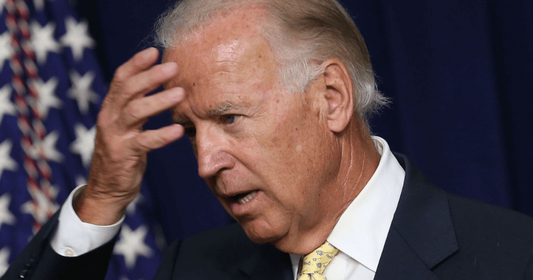 Joe Biden Hammered With New Evidence – It Could Sink His Campaign Like The Titanic
