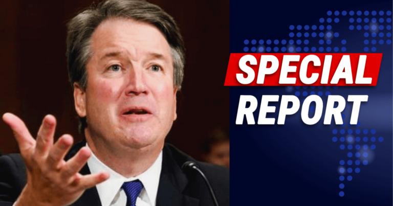 Democrat Leader Investigates Kavanaugh – Plans To Remove Him, Retake Supreme Court Majority