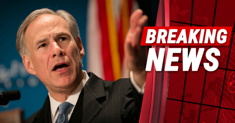 Texas Governor Drops SHOCKING Allegation On Biden – Atrocious Things Are Going On At The Border