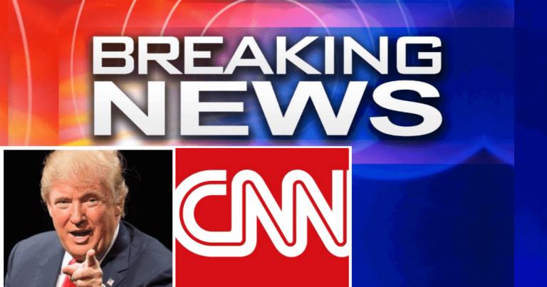 Trump Allies Launch Investigations Into Media – CNN, Newspapers Sent Scrambling
