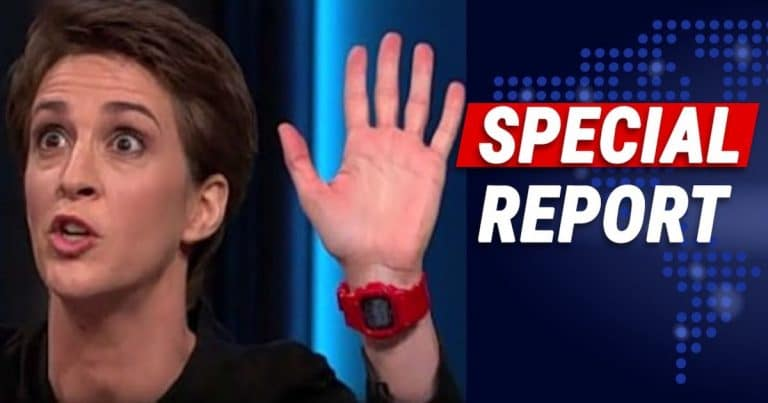 Rachel Maddow Hit With $10M Complaint – Now Her Career Might Be Circling The Drain
