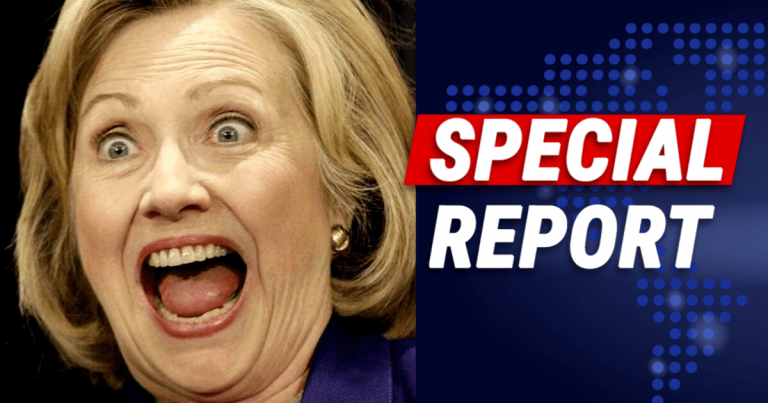 After Hillary Teases America With Her Emails – Americans Drop The 'Resolute' Hammer