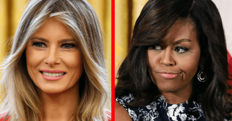 Melania Trump Blindsides Michelle Obama – Shows Her How A First Lady Saves Taxpayers Millions