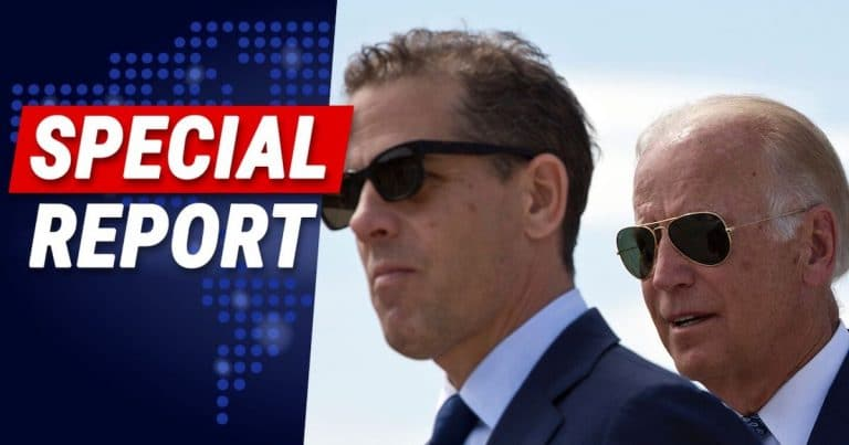 Hunter Biden's Buried Charges Surface – They Could Sink Joe's Campaign Like The Titanic