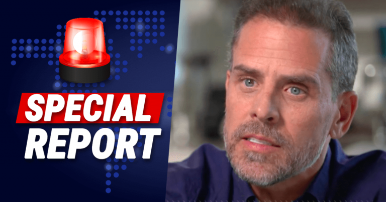 "Senate Investigation Releases Hunter Biden Report – They Find China Business Gave Him ""Millions Of Dollars In Cash Flow"""