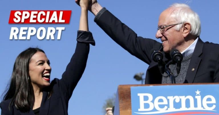 After Queen AOC Endorses Sanders For 2020 – Uncle Bernie Promises Her Major Role In His White House