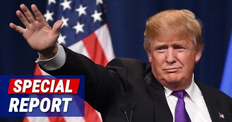 Days After The 2020 Red Wave Is Confirmed – President Trump's Approval Rating Takes A Turn Upward