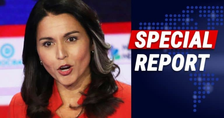 Tulsi Turns On Democrats On Live TV – Says Her Own Party Is Not 'Of, By or For the People'