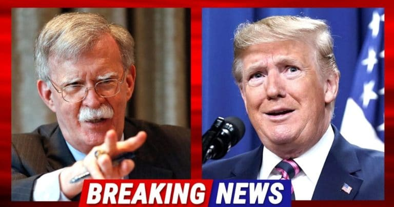 Disgraced John Bolton Drops 'Impeachment' Book – But Trump Claims He Is Leaking Classified Information