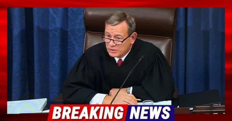 After Senate Hearing Turns Into Shouting Match – Video Shows Chief Justice Roberts Stepping In