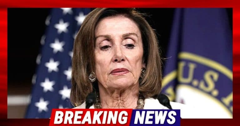 Nancy Pelosi Just Refused To Transfer Impeachment – Like Last Time, She May Be Trying To Hold Up Senate Trial