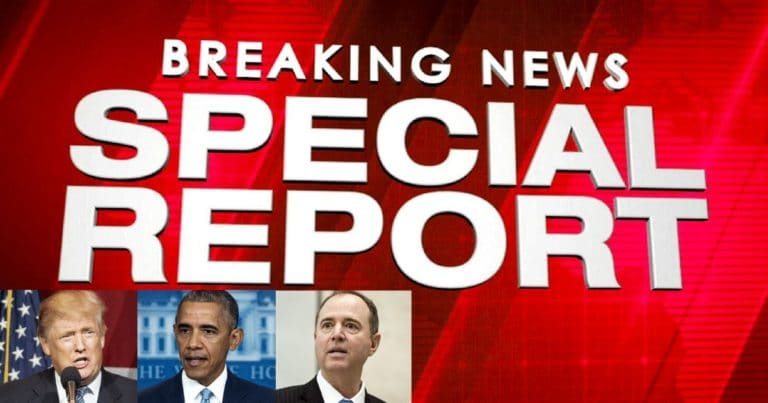 Trump Turns The Tables On Obama And Schiff – Shows Evidence That Barry Withheld Aid 'From Many Countries'