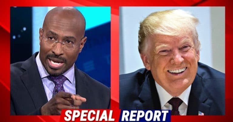 "Van Jones Turns On Pelosi And Schumer – Says Trump's Police Order Is A ""Step In The Right Direction"""