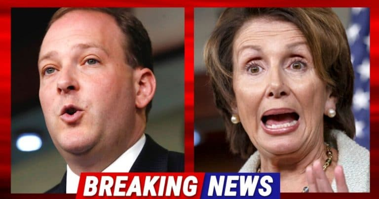 Congressman Zeldin Tells Pelosi To Step Down – If She Doesn't, Then The American People Will Make Her, He Says