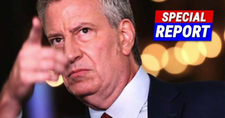"NYC Mayor de Blasio Warns Citizens – If We Catch You Swimming At The Beach, You'll Be ""Taken Right Out Of The Water"""