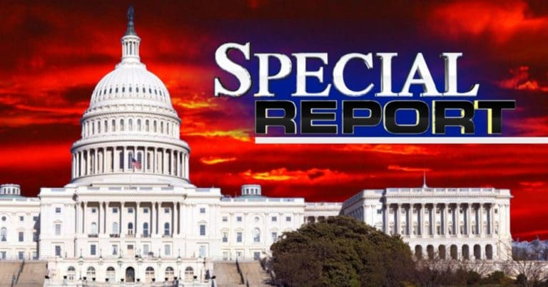 Congress Comes Down Hard On The Deep State – Their Final Report Drops A Ton Of Bricks On The Dossier