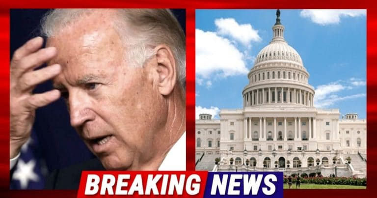 Biden And Congress Get Clobbered In New Poll – One Month Into Presidency, Disapproval Rating Takes Sharp Turn Up