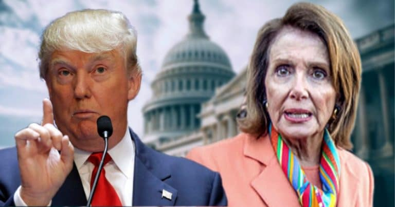 Trump Just Threw A Wrench Into Pelosi's Relief Bill – He Threatens A Veto If Congress Doesn't Increase Stimulus Checks From $600 To $2,000